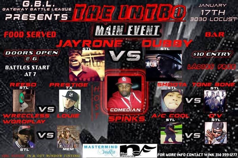 STL Battle Rap
